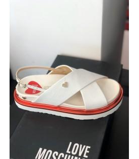 Босаножки Love Moschino