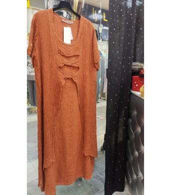 Платье Mariluna лен