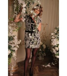 Платье Babylon 3D рисунок