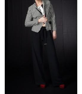 Пиджак полоска